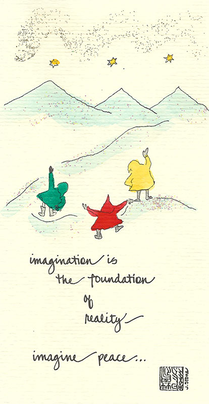 48cxe-Box - Imagination - Box of 8 or 10