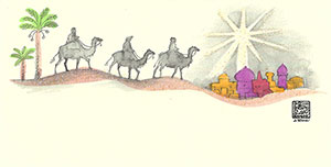 2se-Box - Wise Men - Box of 8 or 10