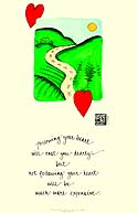 113p-Following-Your-Heart - Following Your Heart - Poster